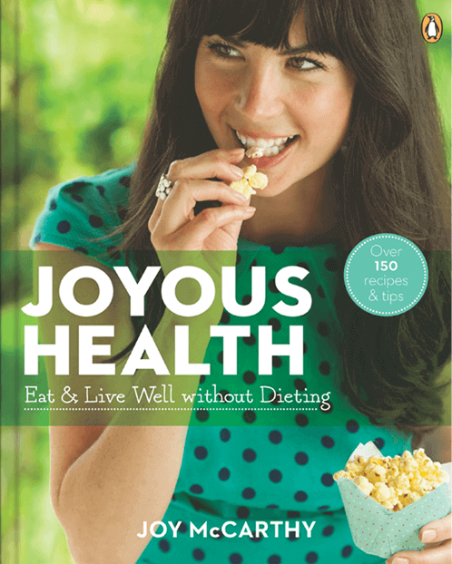 Books - Health Management Books - Joyous Health, 1 Book