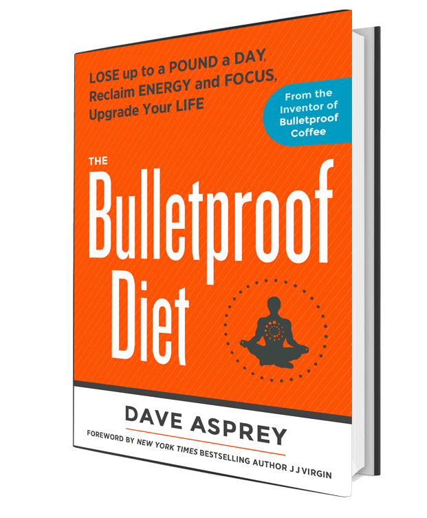 Books - The Bulletproof Diet By Dave Asprey