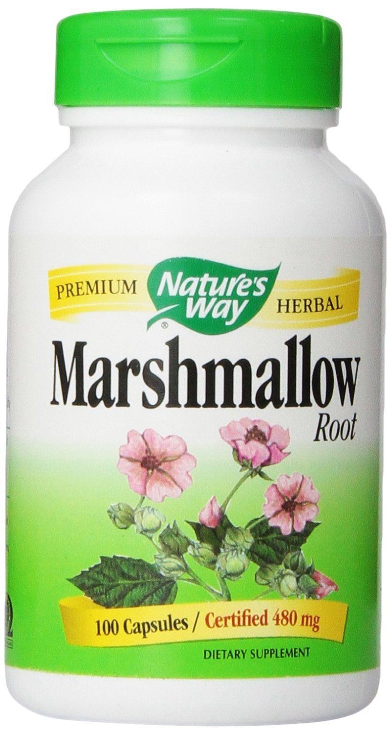 Cart2cart - Nature's Way - Marshmallow Root, 100 Capsules