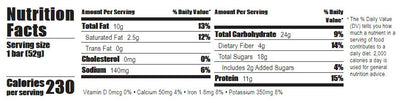 Larabar - Protein, Chocolate Peanut Butter Cup, 52g