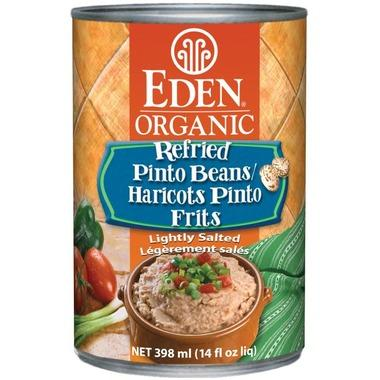 Eden - Org Refried Pinto Beans - 398ML