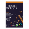 Four O'Clock - Black Tea, Espresso Chai, 16 bags