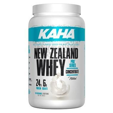 Fitness & Nutrition > Vitamins & Supplements - Kaha - Original New Zealand Whey - Unflavoured - 840g