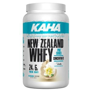 Fitness & Nutrition > Vitamins & Supplements - Kaha - Original New Zealand Whey - Vanilla - 840g