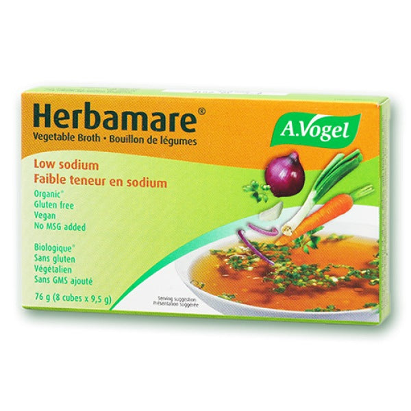 Food & Drink - A.Vogel - Herbamare Broth Low Sodium, 76G