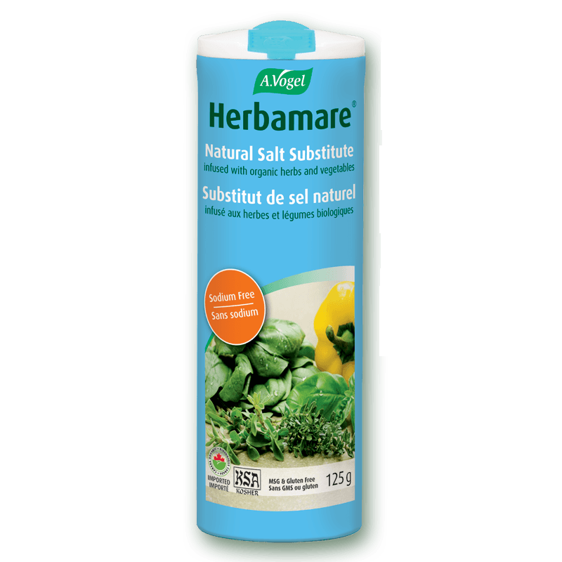 Food & Drink - A.Vogel - Herbamare Sodium Free,  125g