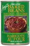 Food & Drink - Amy's Kitchen - Organic Baked Beans, 398ml