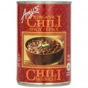 Food & Drink - Amy's Kitchen - Organic Vegetable Chili, 398ML