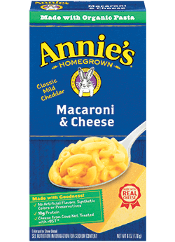 Food & Drink - Annie's - Macaroni & Cheese, 170g