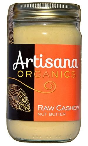 Food & Drink - Artisana - Organic Raw Cashew Butter, 227g