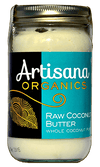 Food & Drink - Artisana - Organic Raw Coconut Butter, 454g