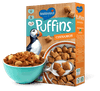 Food & Drink - Barbara's Bakery - Cinnamon Puffins Cereal, 285g
