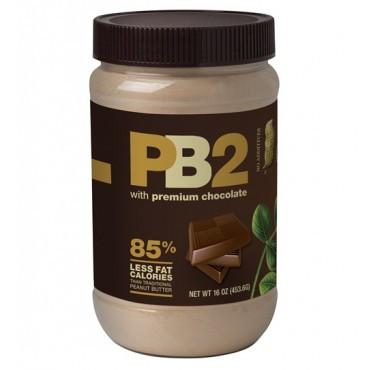 Food & Drink - Bell Plantation - PB2 Chocolate Powdered Peanut Butter, 1lb