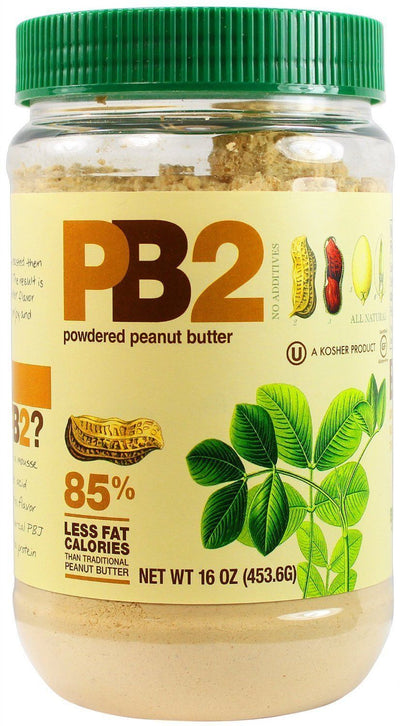 Food & Drink - Bell Plantation - PB2 Powdered Peanut Butter, 1lb