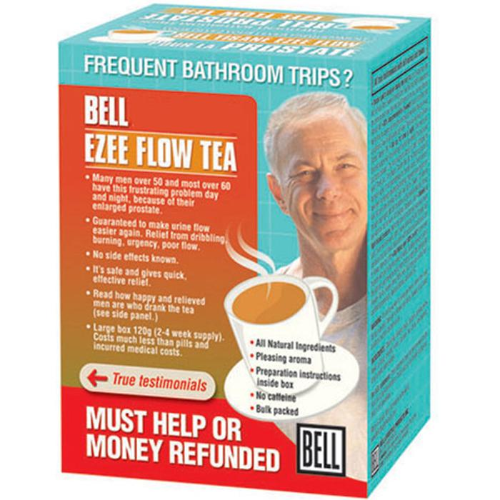 Food & Drink - Bell - Prostate Ezee Flow Tea, 120G