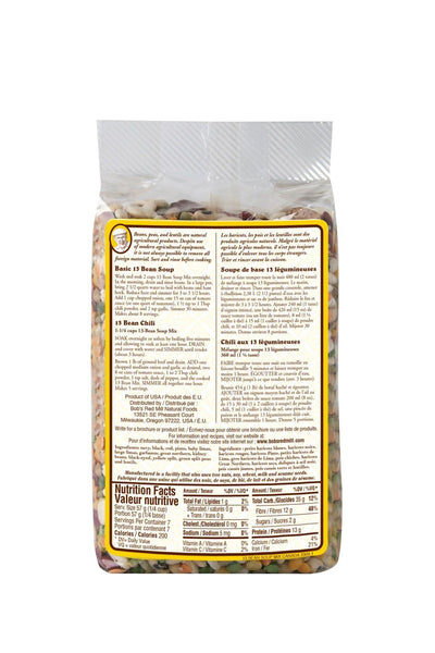 Food & Drink - Bob's Red Mill - 13 Bean Soup Mix, 822g