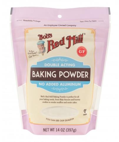 Food & Drink - Bob's Red Mill - Baking Powder, 397g
