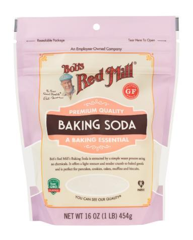 Food & Drink - Bob's Red Mill - Baking Soda, 453g