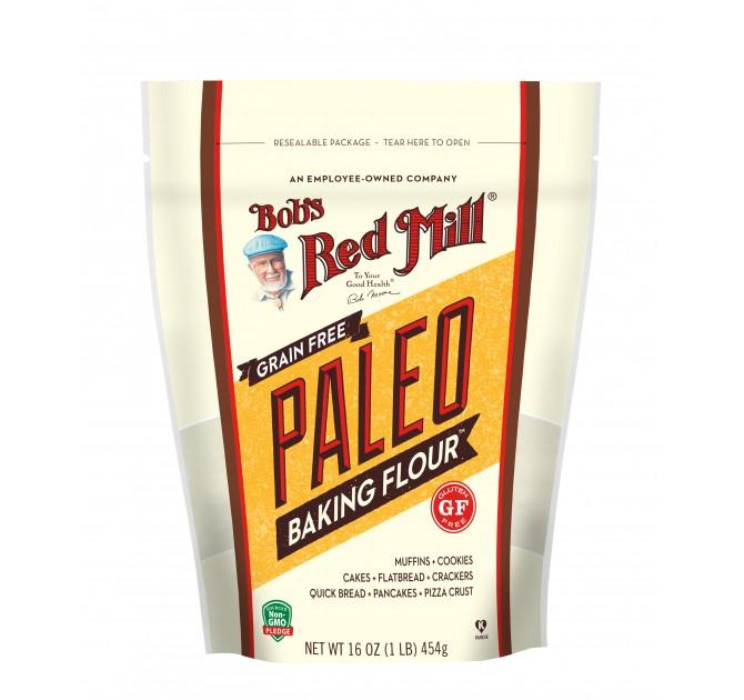 Food & Drink - Bob's Red Mill - Gluten Free Paleo Baking Flour, 453 G
