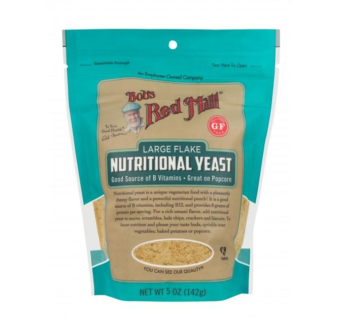 Food & Drink - Bob's Red Mill - Large Flake Nutritional Yeast, 142g