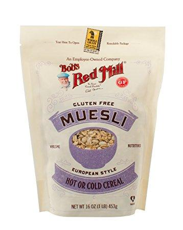 Food & Drink - Bob's Red Mill - Muesli Gluten Free, 453G