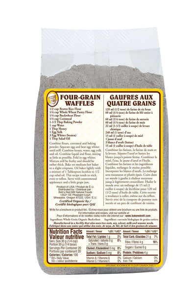Food & Drink - Bob's Red Mill - Organic Buckwheat Flour, 623g