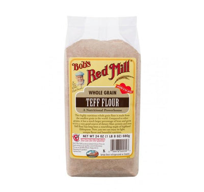 Food & Drink - Bob's Red Mill - Teff Flour, 680g