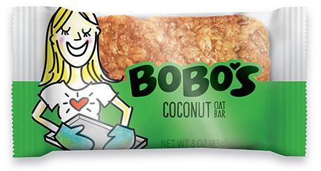 Food & Drink - Bobo's - Coconut Oat Bar