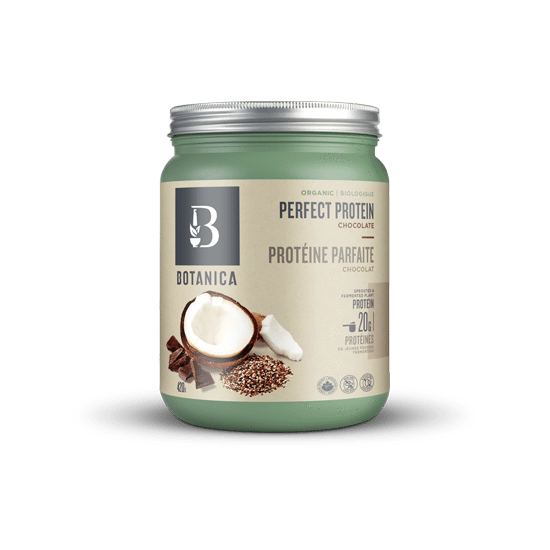 Food & Drink - Botanica -Perfect Protein - Chocolate - 420g