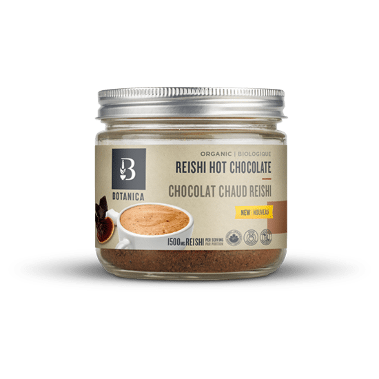 Food & Drink - Botanica - Reishi Hot Chocolate, 106g
