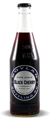 Food & Drink - Boylan Bottleworks - Black Cherry, 355 Ml