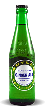 Food & Drink - Boylan Bottleworks - Ginger Ale, 355 ML
