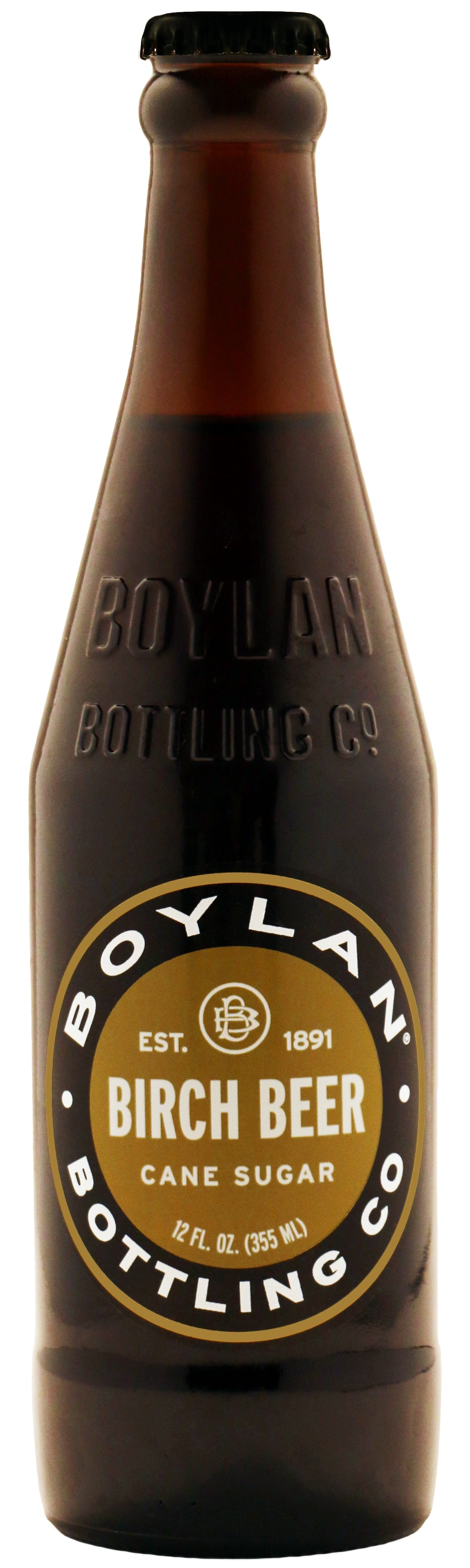 Food & Drink - Boylan Bottleworks - Original Birch Beer, 343 Ml