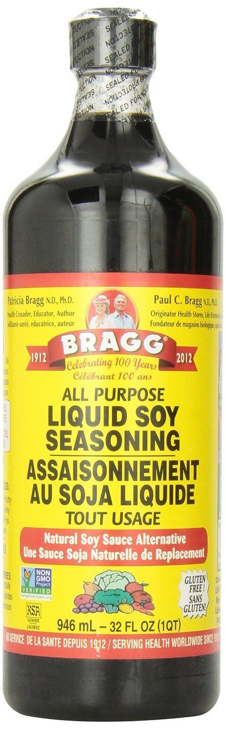 Food & Drink - Bragg - All Purpose Seasoning, 946ml