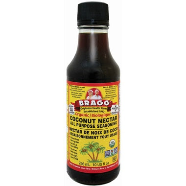 Food & Drink - Bragg - Coconut Seasoning, 296ML