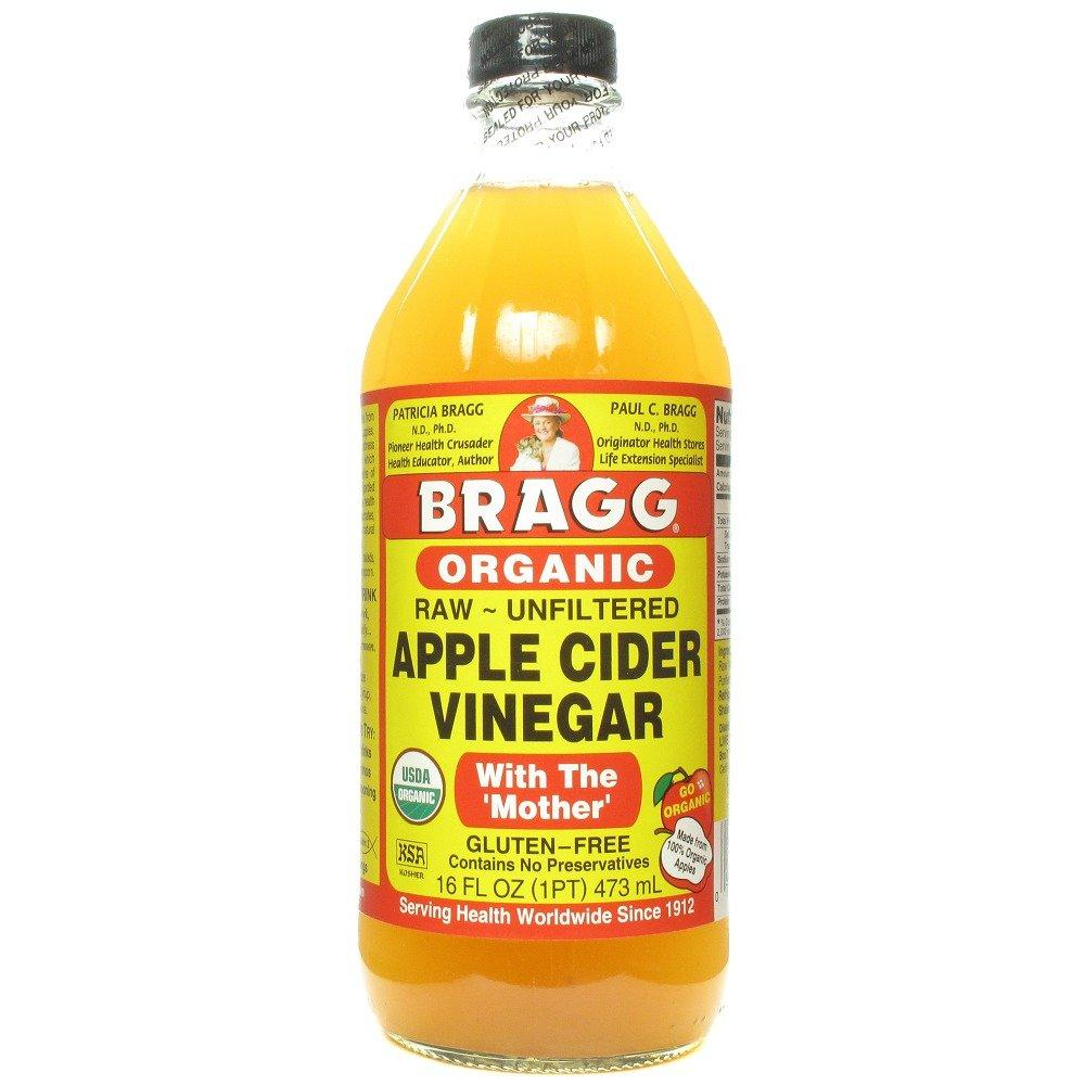 Food & Drink - Bragg - Organic Apple Cider Vinegar, 473ml
