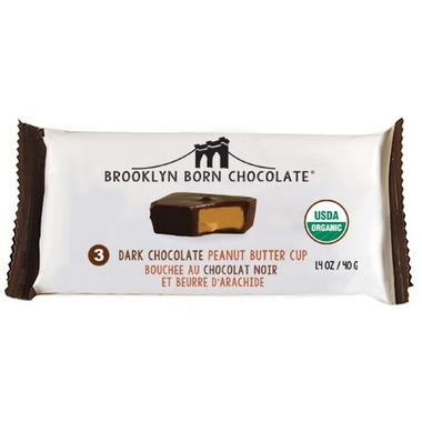 Food & Drink - Brooklyn Born - Peanut Butter Cups - Dark Chocolate, 34g