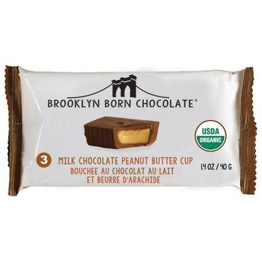 Food & Drink - Brooklyn Born - Peanut Butter Cups - Milk Chocolate, 34g