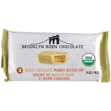 Food & Drink - Brooklyn Born - Peanut Butter Cups - White Chocolate, 34g