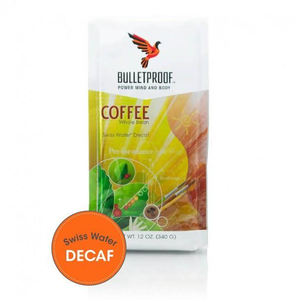 Food & Drink - Bulletproof - Whole Bean Decaf Coffee, 340 G