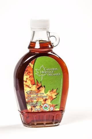 Food & Drink - Canadian Heritage Organics - Organic Maple Syrup #2, 250ml