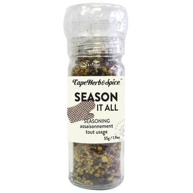 Food & Drink - Cape Herb & Spice Company - Season It All Purpose Grinder, 50G