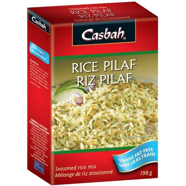 Food & Drink - Casbah - Rice Pilaf, 198G