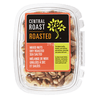 Food & Drink - Central Roast - Cashews Roasted Salted Tub, 325G