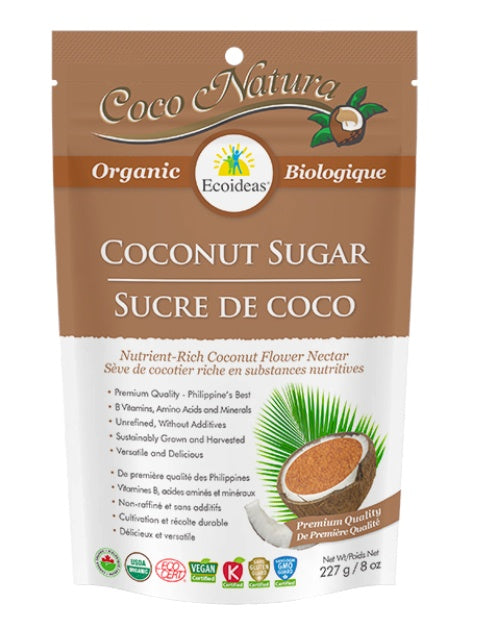 Food & Drink - Coco Natura - Coconut Sweetener, 250G