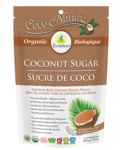 Food & Drink - Coco Natura - Coconut Sweetener, 500G