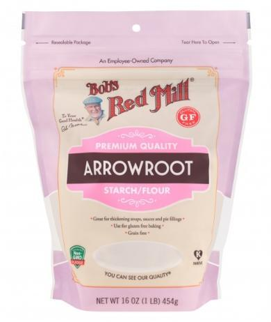 Food & Drink > Cooking & Baking > Flour - Bob's Red Mill - Arrowroot Starch/Flour, 453g