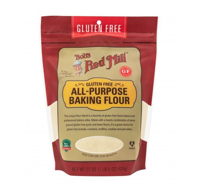 Food & Drink > Cooking & Baking > Flour - Bob's Red Mill - Gluten-Free All-Purpose Baking Flour, 623g