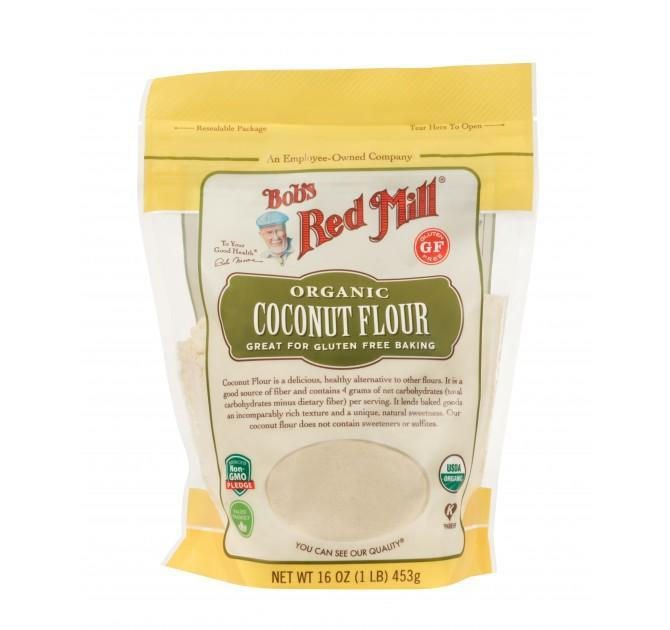 Food & Drink > Cooking & Baking > Flour - Bob's Red Mill - Organic Coconut Flour, 453g