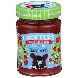 Food & Drink - Crofter's Food Ltd. - Org Just Fruit Rspbrry Spread -283g